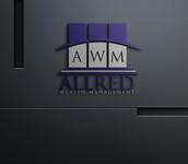 ALLRED WEALTH MANAGEMENT Logo - Entry #415