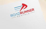 Roadrunner Rentals Logo - Entry #187