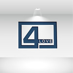 Four love Logo - Entry #15
