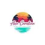Ana Carolina Fine Art Gallery Logo - Entry #110