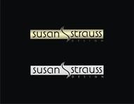Susan Strauss Design Logo - Entry #174