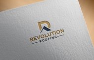 Revolution Roofing Logo - Entry #581