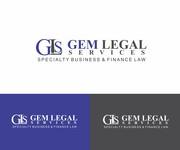 Gem Legal Services Logo - Entry #38