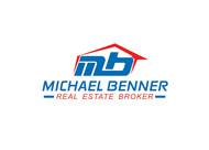 Michael Benner, Real Estate Broker Logo - Entry #75