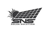SNS Solar Solutions Logo - Entry #72