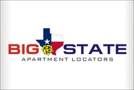 Big State Apartment Locators Logo - Entry #43