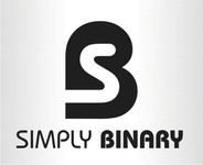 Simply Binary Logo - Entry #63