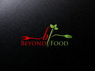 Beyond Food Logo - Entry #155