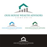 Our House Wealth Advisors Logo - Entry #136
