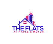 The Flats at Maple & Motor Logo - Entry #108