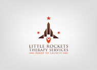 Little Rockets Therapy Services Logo - Entry #32