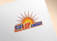 SunUp America Logo - Entry #32