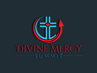 Divine Mercy Summit Logo - Entry #122