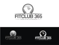 Fit Club 365 Logo - Entry #33