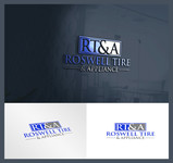 Roswell Tire & Appliance Logo - Entry #92