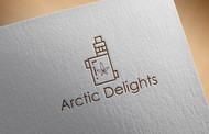 Arctic Delights Logo - Entry #76