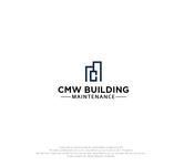 CMW Building Maintenance Logo - Entry #531