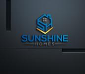 Sunshine Homes Logo - Entry #573