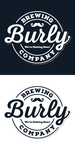 Burly Brewing Company Logo - Entry #1