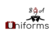 B&A Uniforms Logo - Entry #123