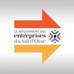 Le Mouvement des Entreprises du Val d'Oise Logo - Entry #24