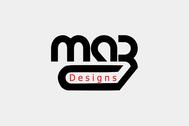 Maz Designs Logo - Entry #303