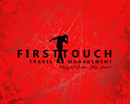 First Touch Travel Management Logo - Entry #25