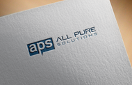 ALL PURE SOLUTIONS Logo - Entry #33