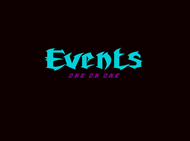 Events One on One Logo - Entry #48