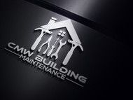 CMW Building Maintenance Logo - Entry #501