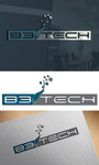 B3 Tech Logo - Entry #128