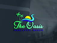 The Oasis @ Marcantel Manor Logo - Entry #72