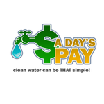 A Days Pay/One Days Pay-Design a LOGO to Help Change the World!  - Entry #60
