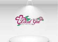 Local Girl Aesthetics Logo - Entry #164