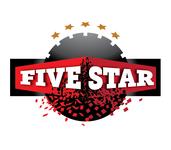 Five Star Logo - Entry #96