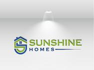 Sunshine Homes Logo - Entry #355
