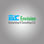 Envision Accounting & Consulting, LLC Logo - Entry #64