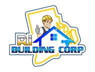 RI Building Corp Logo - Entry #356