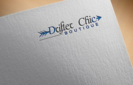 Drifter Chic Boutique Logo - Entry #273
