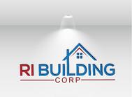 RI Building Corp Logo - Entry #201
