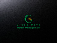 Green Wave Wealth Management Logo - Entry #128