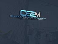 Omega Sports and Entertainment Management (OSEM) Logo - Entry #78