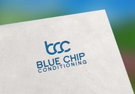 Blue Chip Conditioning Logo - Entry #105