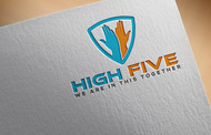 High 5! or High Five! Logo - Entry #104