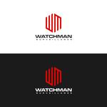 Watchman Surveillance Logo - Entry #148