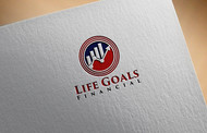 Life Goals Financial Logo - Entry #68