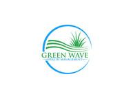 Green Wave Wealth Management Logo - Entry #334