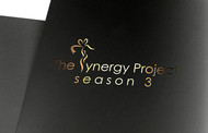 """The Synergy Project"" and place the word ""season three"" underneath in smaller front either as "" season 3"" or ""season three"" Logo - Entry #92"