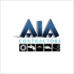 AIA CONTRACTORS Logo - Entry #145