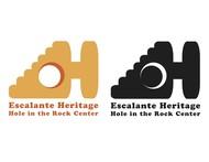 Escalante Heritage/ Hole in the Rock Center Logo - Entry #8